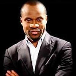 Black & Proud party - Abdelaziz Mounde Njibam