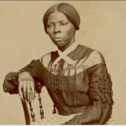 Black and Proud Party - Harriet Tubman