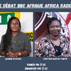Le débat BBC Afrique - Africa Radio - Jean Désiré Mbonzi wa Mbonzi