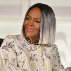 Black and Proud Party - Cicely Tyson