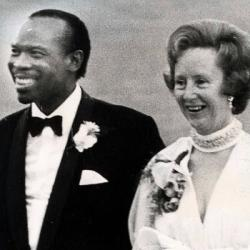 Black and Proud Party - Ruth Williams et Seretse Khama