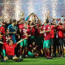 Le Maroc sacré champion de la sixième édition du Chan