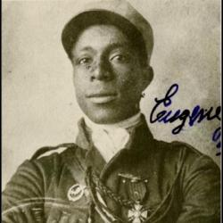 BLACK & PROUD PARTY - Eugène Bullard