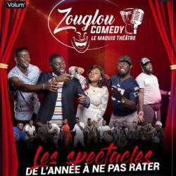 Ambiance Africa - Zouglou Comedy