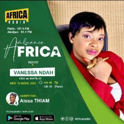 Ambiance Africa -  Myriam Bamba NDOUDI et Vanessa NDAH (Leadership...
