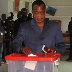 JDA - Election présidentielle au Congo