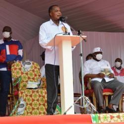 Pourquoi dit-on au Congo que les résultats de laprésidentielle...