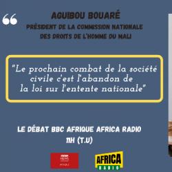 Le débat BBC Afrique - Africa Radio : Aguibou Bouaré