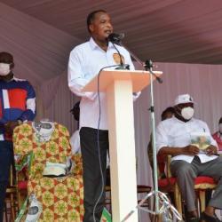 JDA - La réélection de Denis Sassou Nguesso au Congo