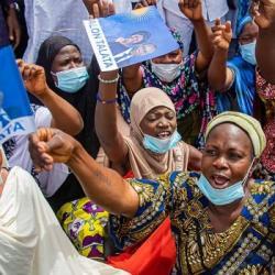 JDA - La campagne électorale au Bénin