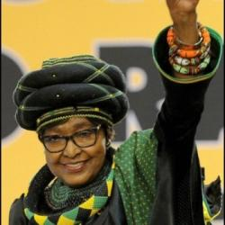 Black and Proud Party - Winnie Mandela