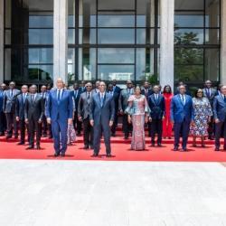 JDA - Le nouveau gouvernement en Côte d'Ivoire
