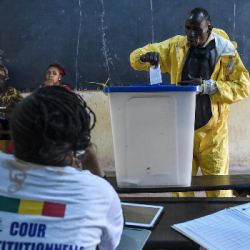 JDA - Le calendrier électoral au Mali