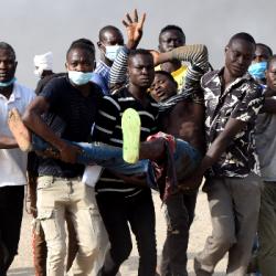JDA -  La répression des manifestations au Tchad