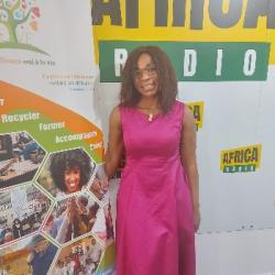 Ambiance Africa - Axelle-Virginie HUSSON (La Résilience Oui à la Vie)