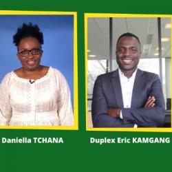 Ambiance Africa - Duplex Eric Kamgang et Daniella Tchana (Pass Africa)