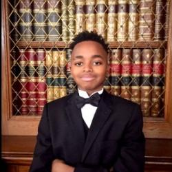 Black and Proud Party - Joshua Beckford