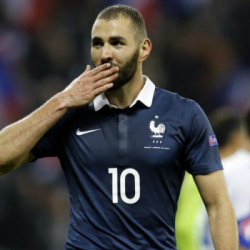 JDA - Le retour de Karim Benzema en équipe de France