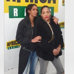 Ambiance Africa - Xena et Kaïla