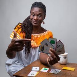 Ambiance Africa - Stéphanie Gomis (Racines bavardes)