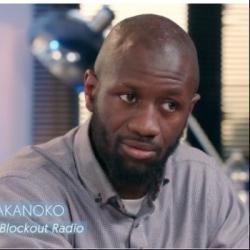 Black and Proud Party - Aboubakar Sakanoko