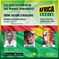 La discothèque de Manu - Burkina Faso : Culture et résilience