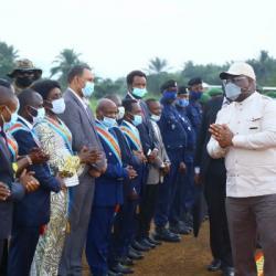 JDA - L'état de siège en RDC