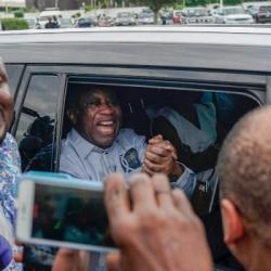 JDA - Le retour de Laurent Gbagbo en Côte d'Ivoire