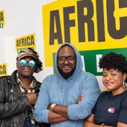 Les Matins d'Africa - Stéphane Manga hommage à Manu Dibango
