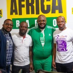 Les Matins d'Africa - Magic System présentation de l'album envolée zouglou tique