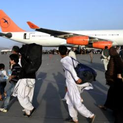 JDA - L'Ouganda se dit prêt à accueillir des réfugiés de l'Afghanistan