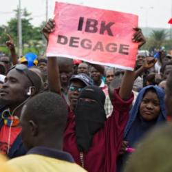 JDA - Mali : Premier anniversaire de la chute d'IBK